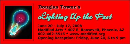 Gallery Opening Advertisement